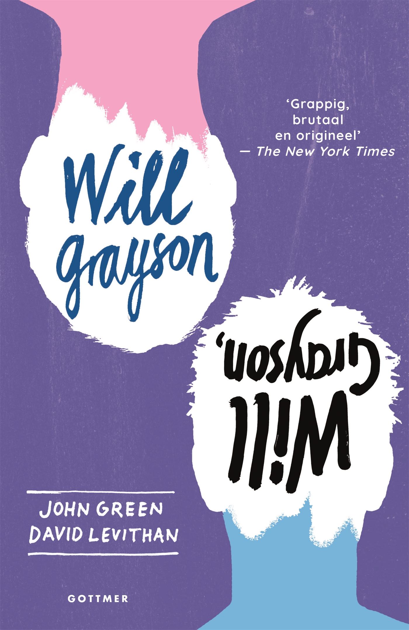 Cover Will Grayson, will grayson