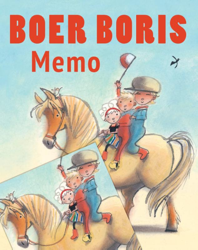 Cover Boer Boris Memo