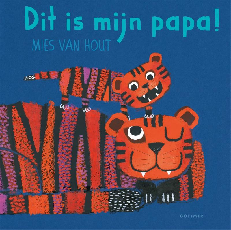 Cover Dit is mijn papa!