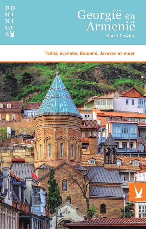 Cover Georgië en Armenië