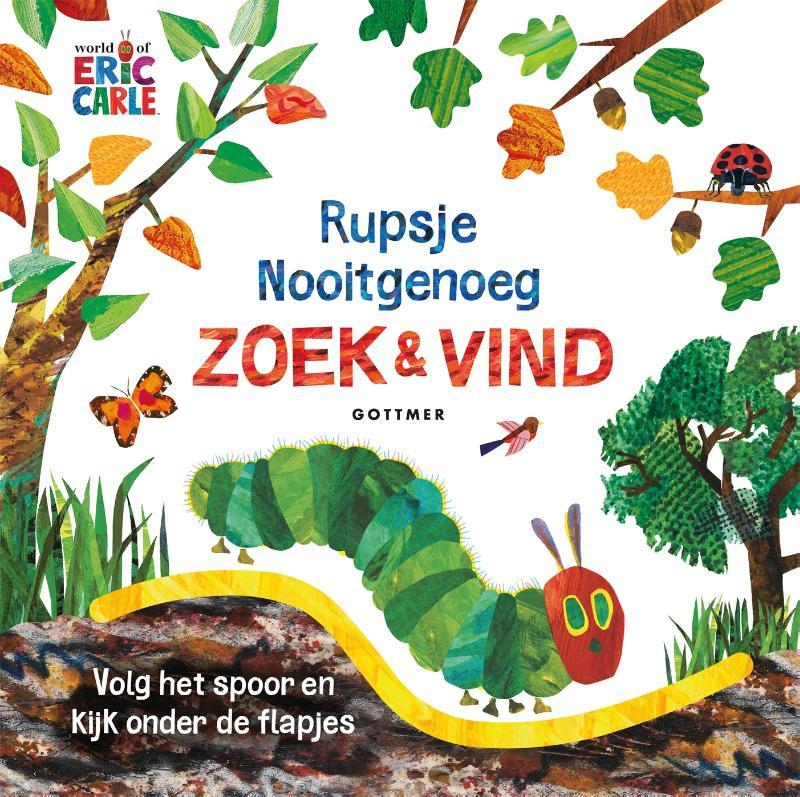 Cover Rupsje Nooitgenoeg