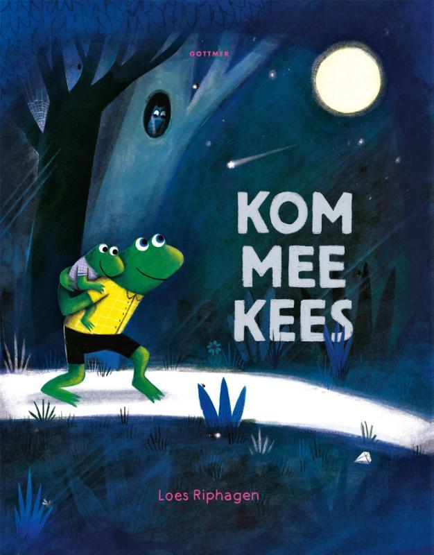 Cover Kom mee, Kees