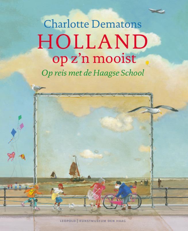 Cover Holland op z'n mooist
