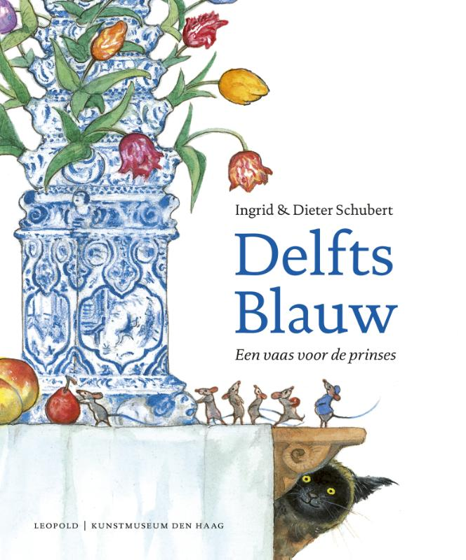 Cover Delfts Blauw