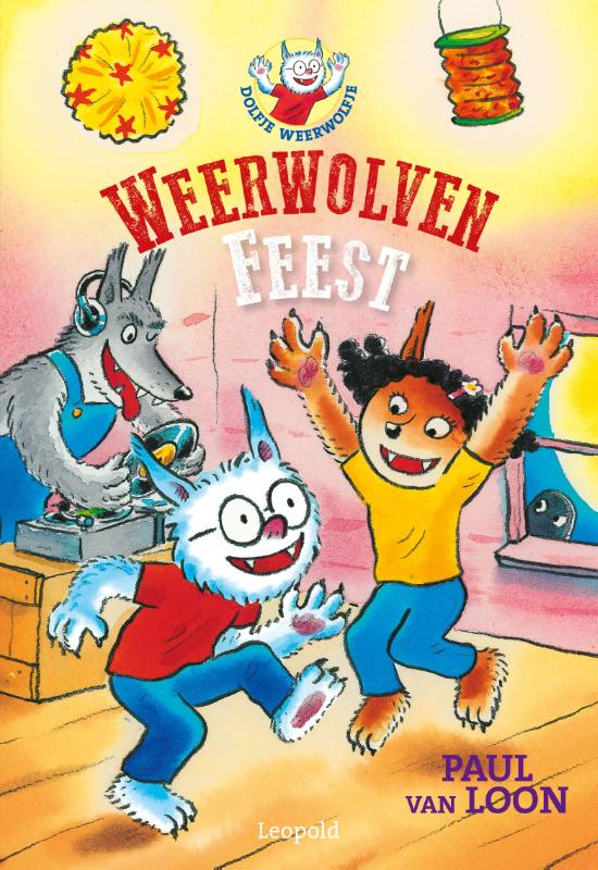 Cover Weerwolvenfeest