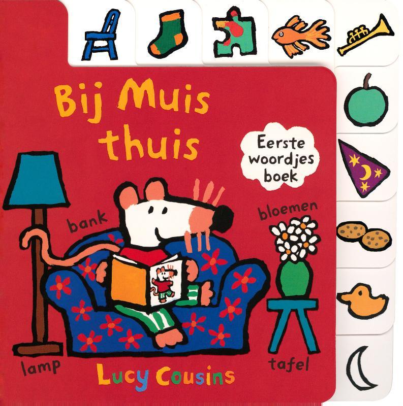 Cover Bij Muis thuis