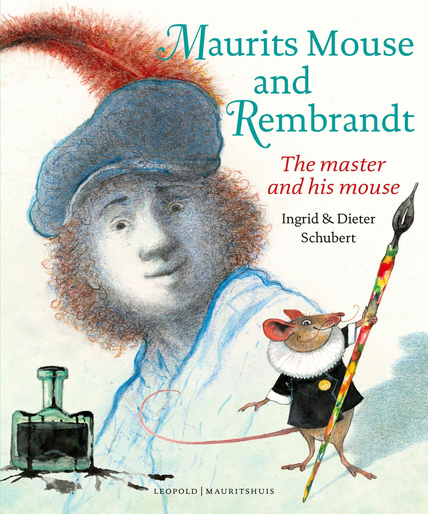 Cover Maurits Mouse and Rembrandt