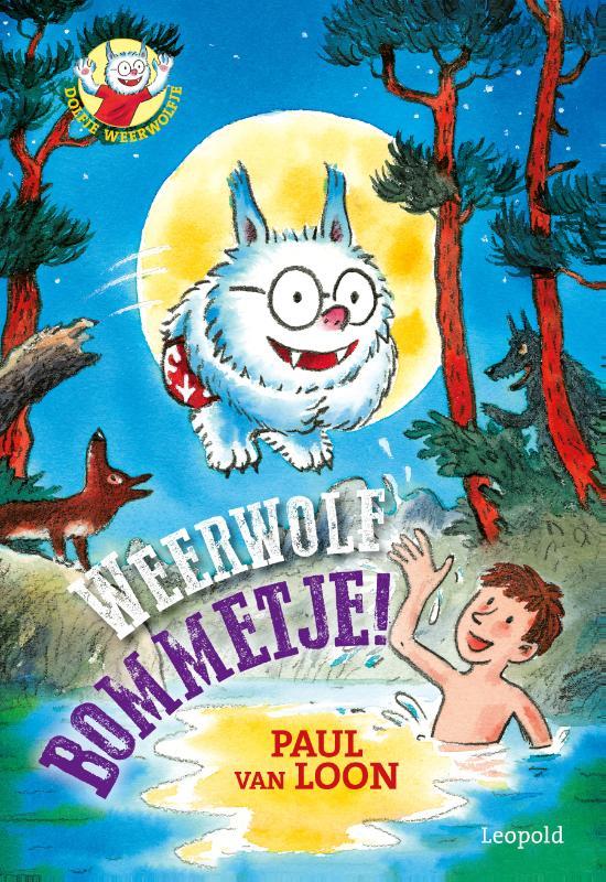 Cover Weerwolfbommetje!