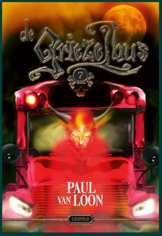 Cover De Griezelbus