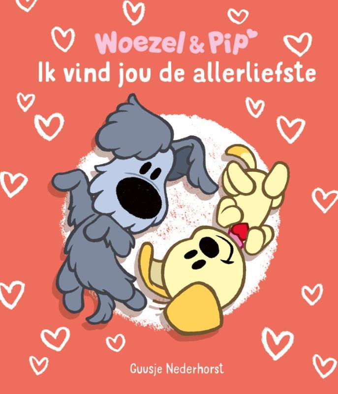 Cover Woezel & Pip - Ik vind jou de allerliefste display 10 ex.