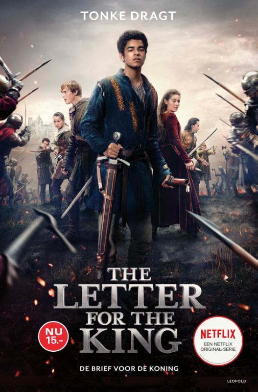 Cover De brief voor de koning