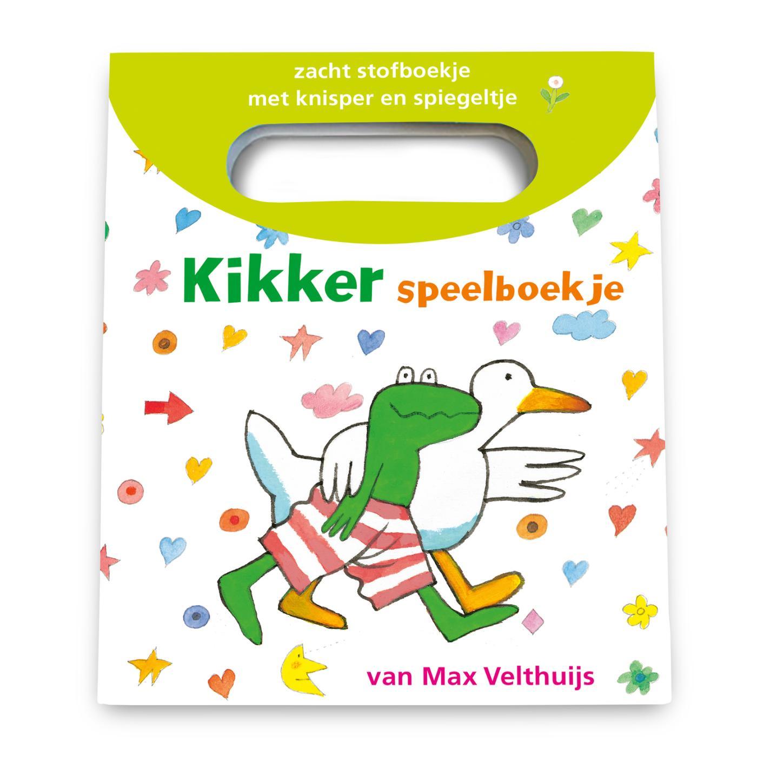 Cover Kikker speelboekje
