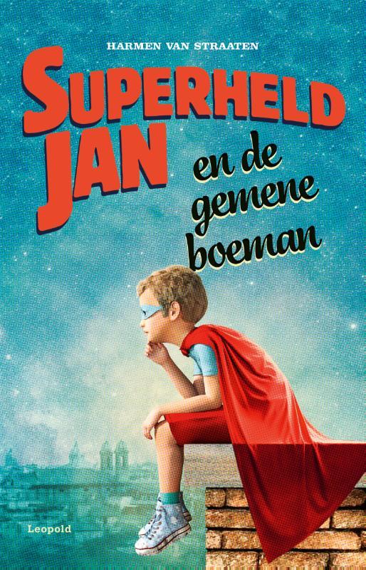 Cover Superheld Jan en de gemene boeman