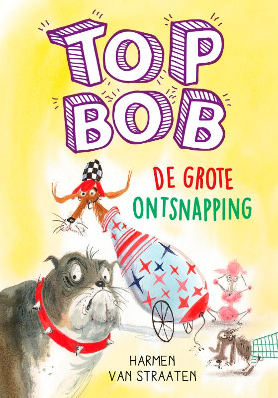 Cover De grote ontsnapping
