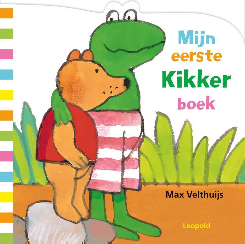 Cover Mijn eerste Kikkerboek