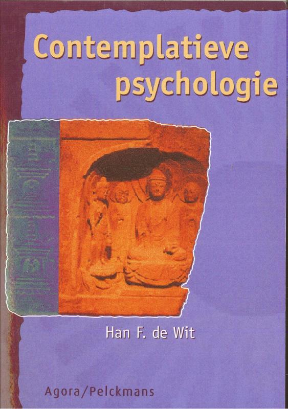 Cover Contemplatieve psychologie