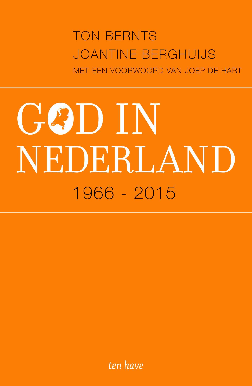 Cover God in Nederland 1966-2015