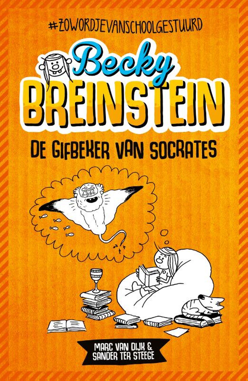 Cover De gifbeker van Socrates
