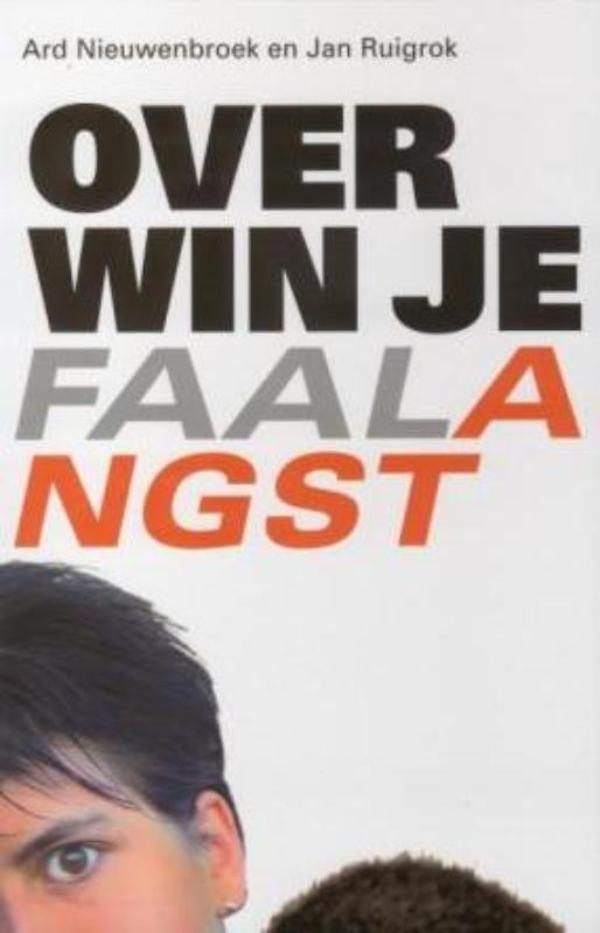 Cover Overwin je faalangst