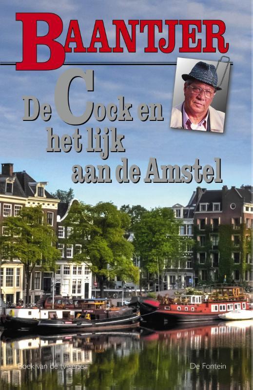 Cover De Cock en het lijk aan de Amstel
