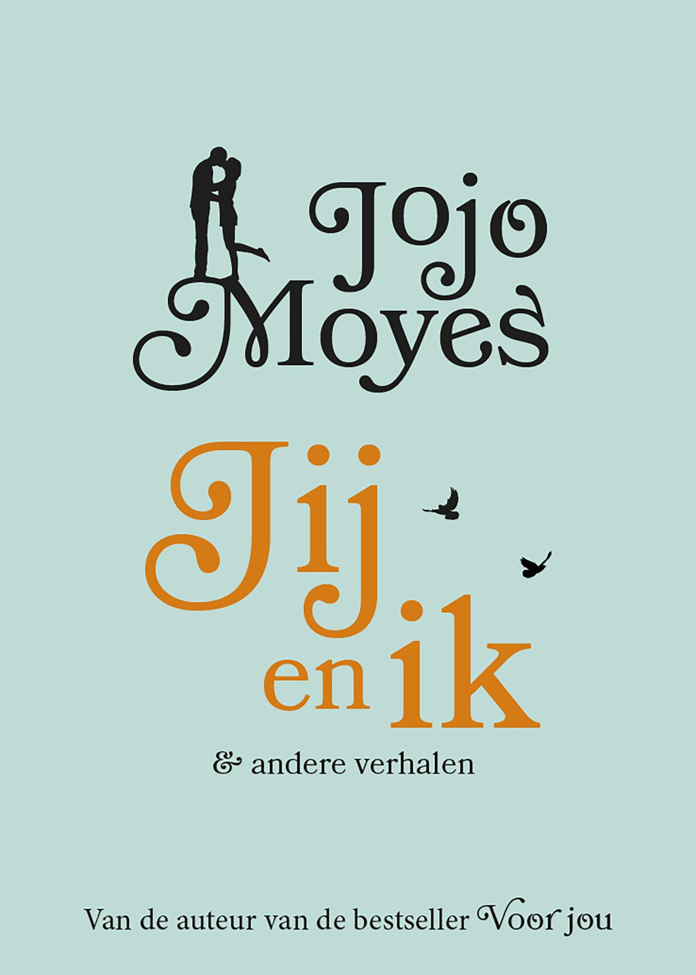 Cover Jij en ik & andere verhalen