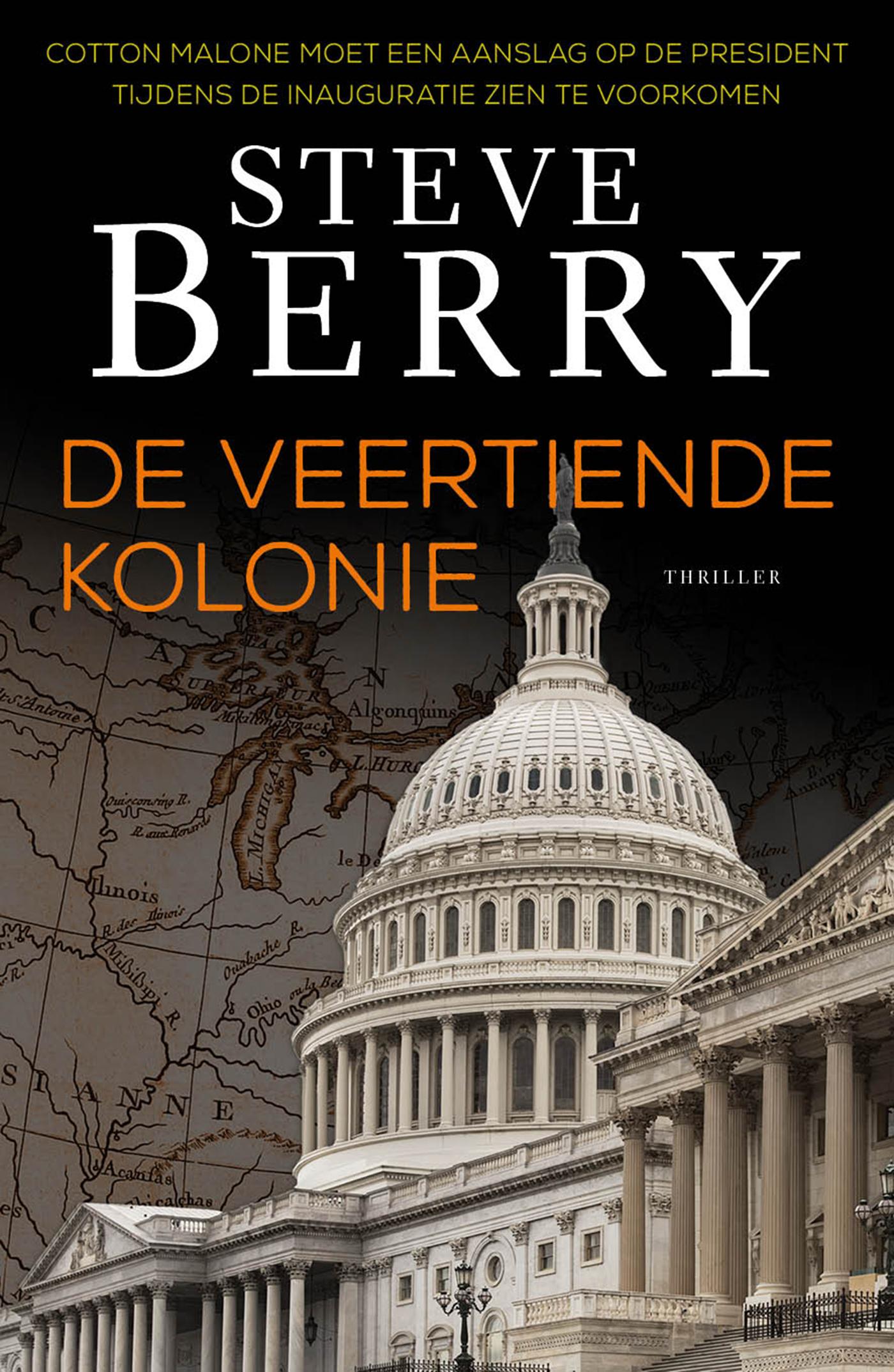 Cover De veertiende kolonie