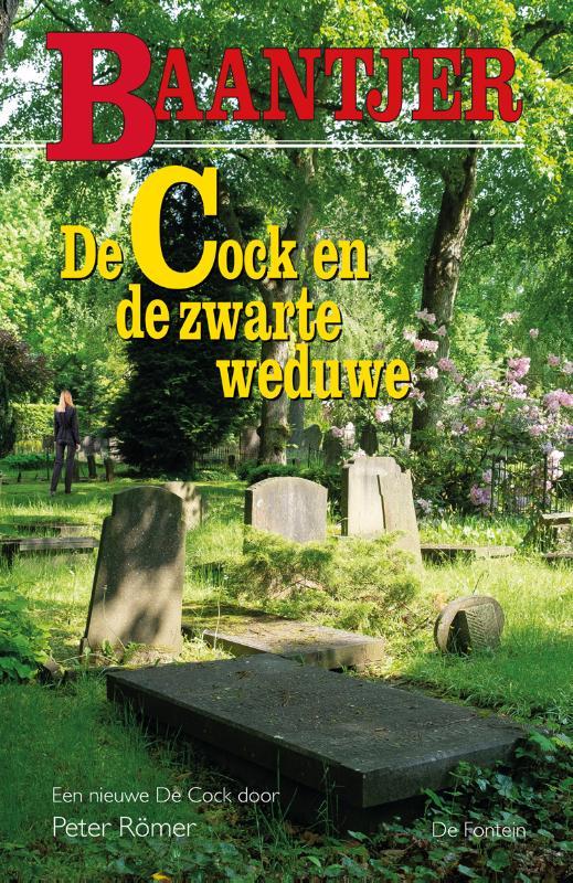 Cover De Cock en de zwarte weduwe