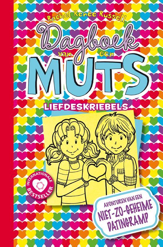 Cover Dagboek van een muts 12 - Liefdeskriebels