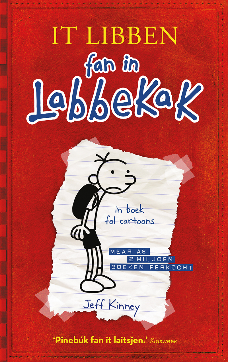 Cover It libben fan in Labbekak