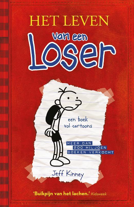 Cover Het leven van een Loser