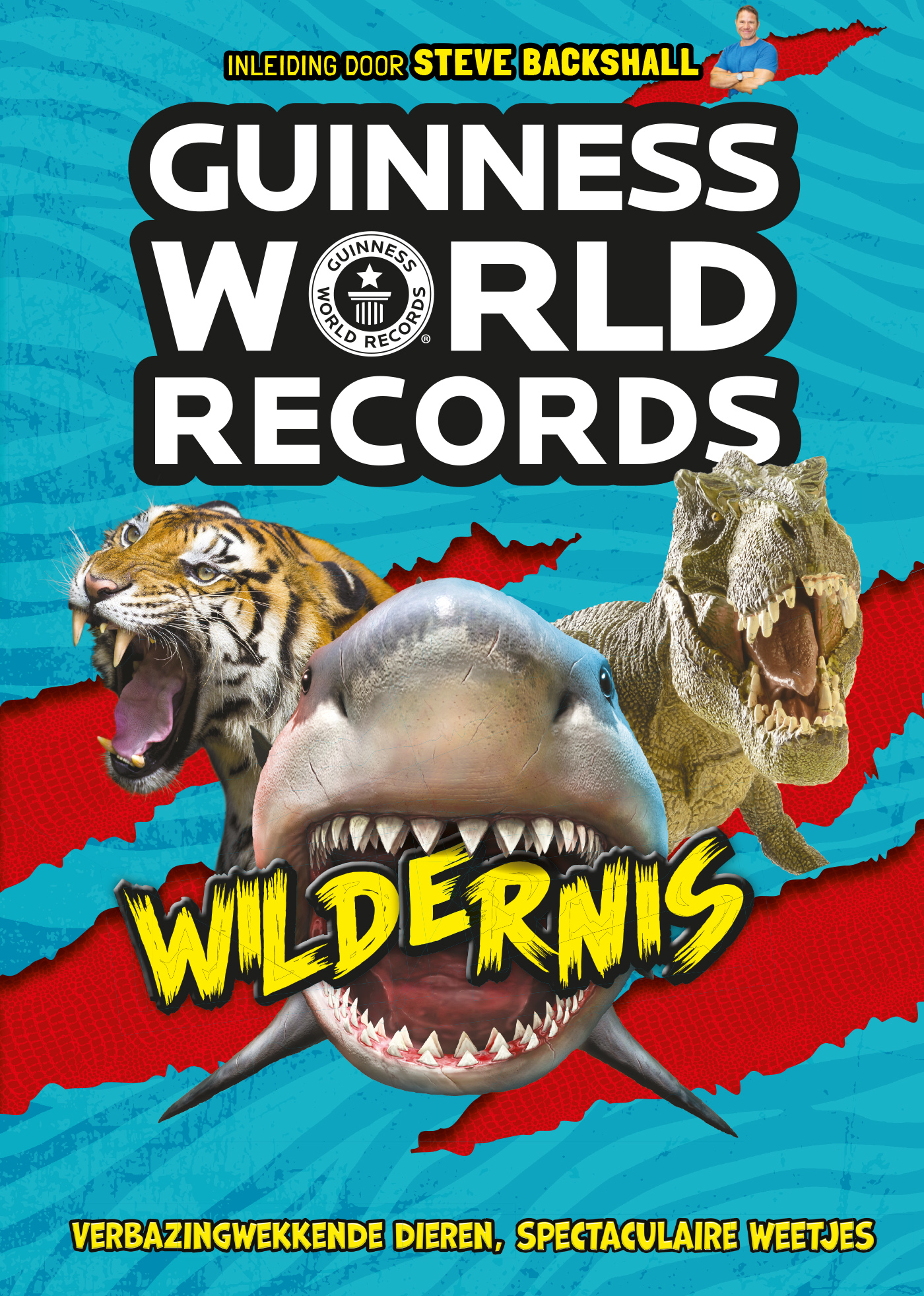 Cover Guinness World Records Wildernis