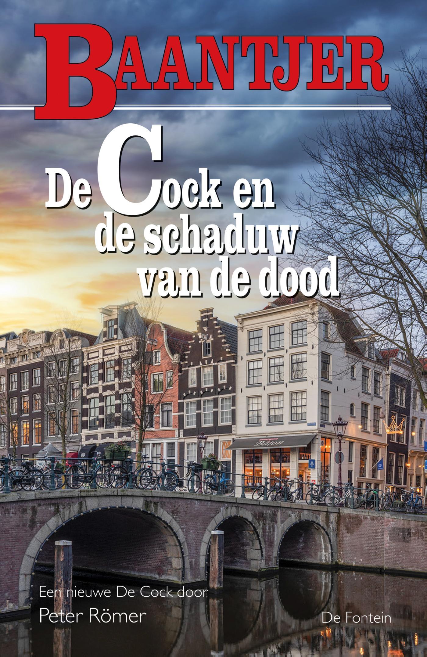 Cover De Cock en de schaduw van de dood