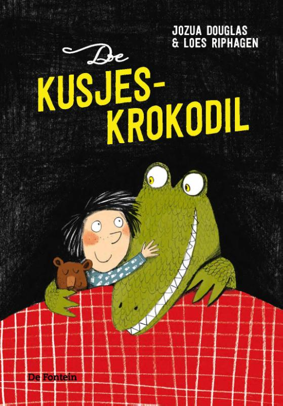 Cover De Kusjeskrokodil