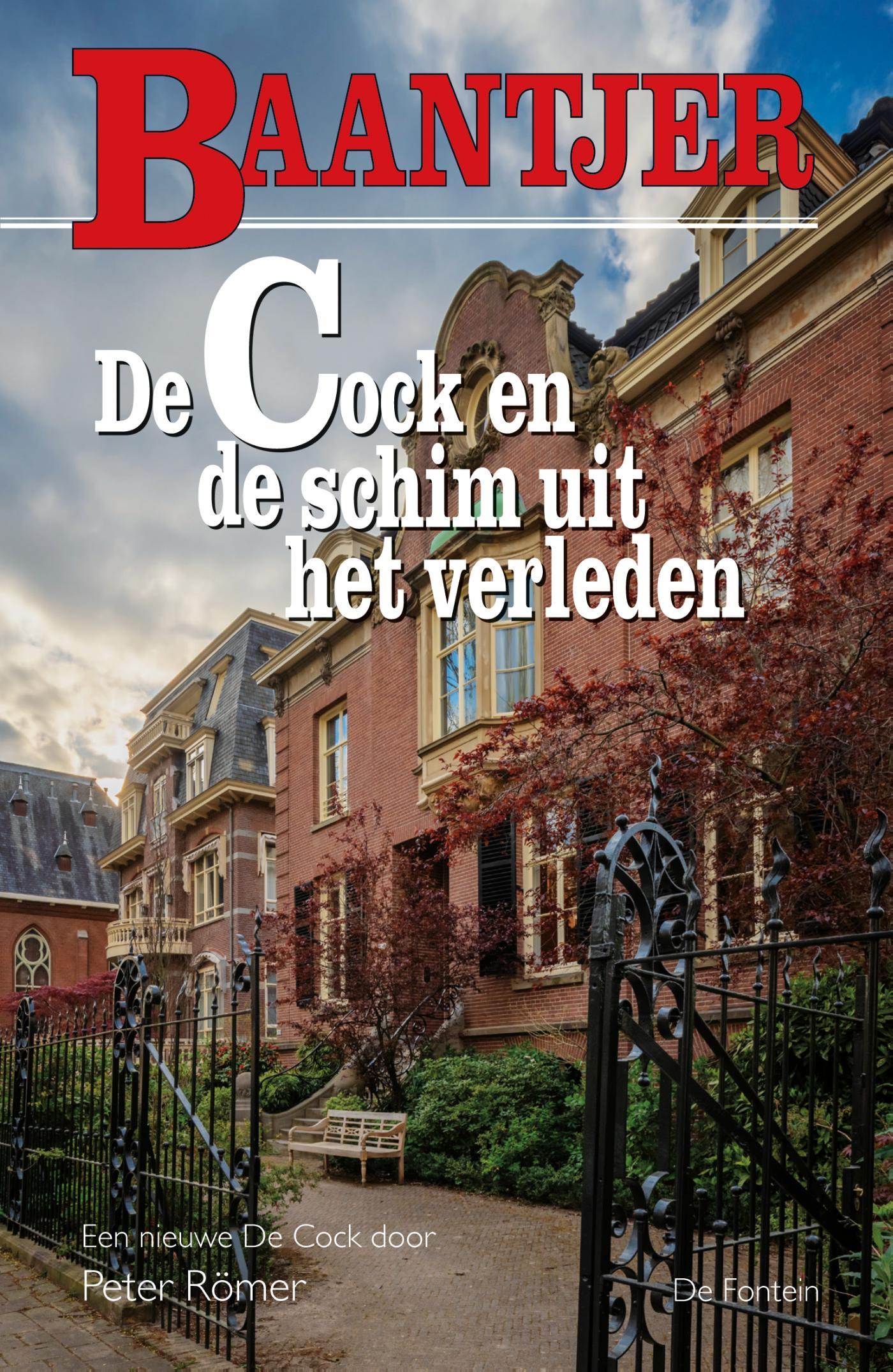 Cover De Cock en de schim uit het verleden
