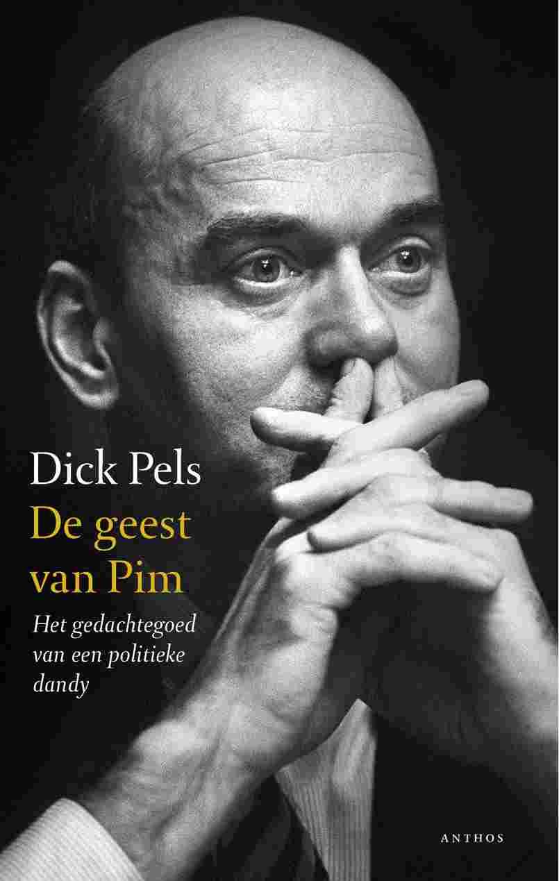Cover De geest van Pim