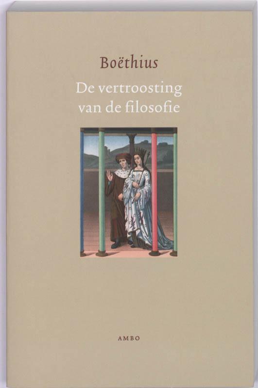 Cover De vertroosting van de filosofie