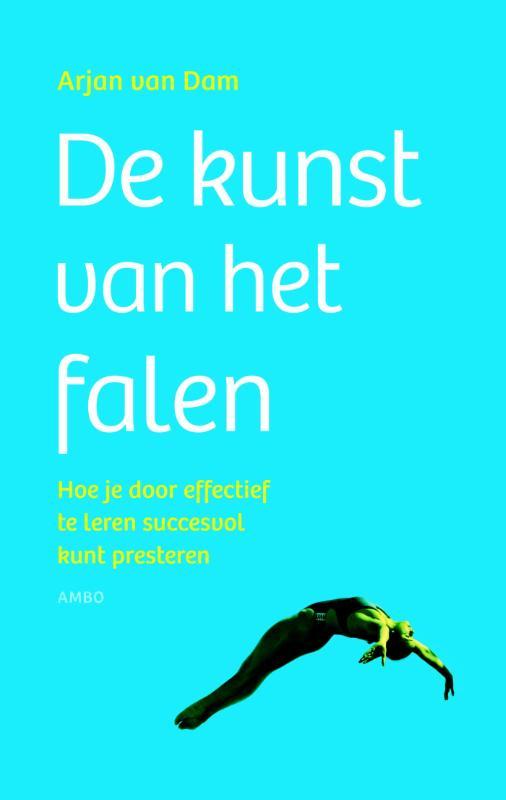 Cover De kunst van het falen