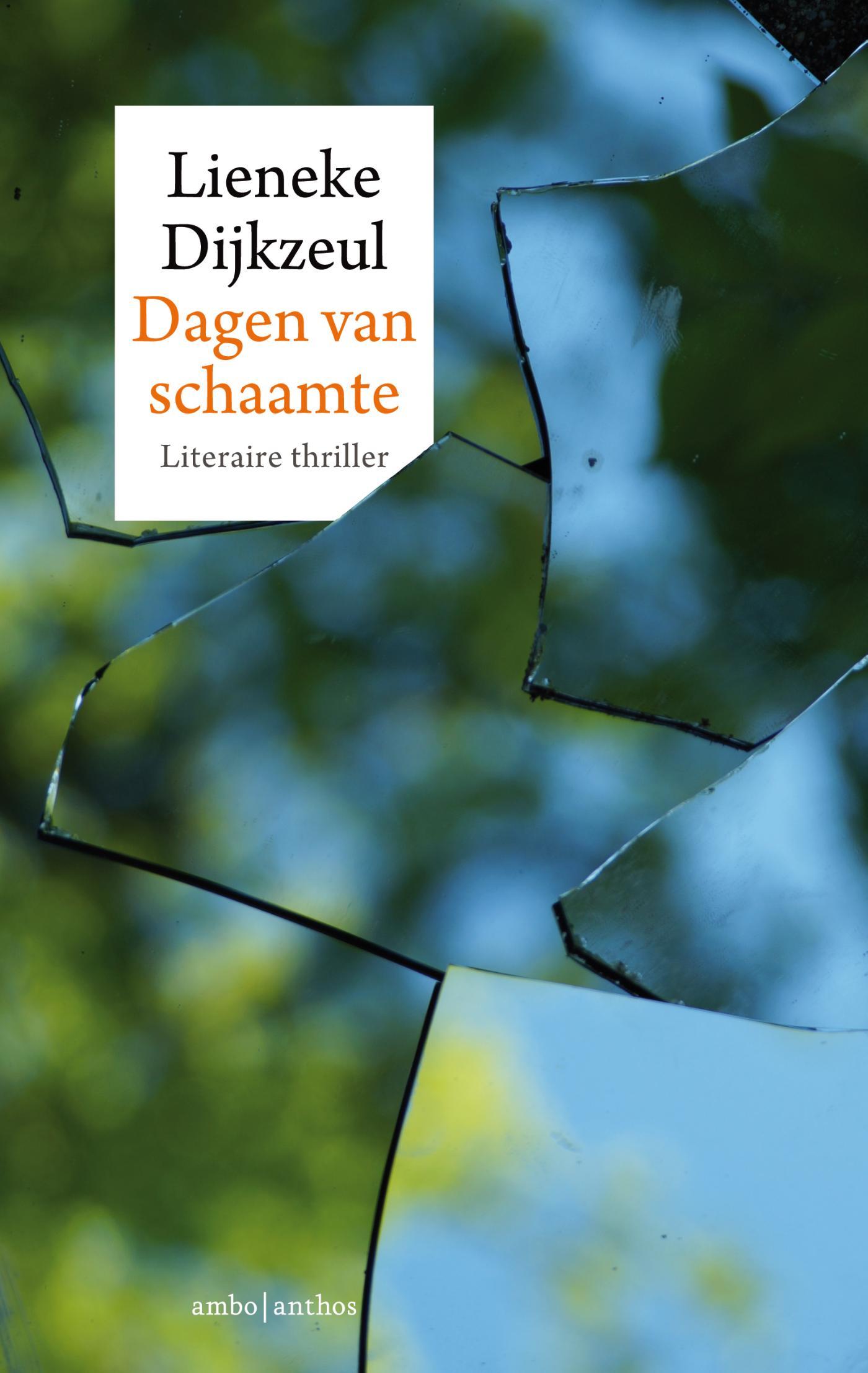 Cover Dagen van schaamte