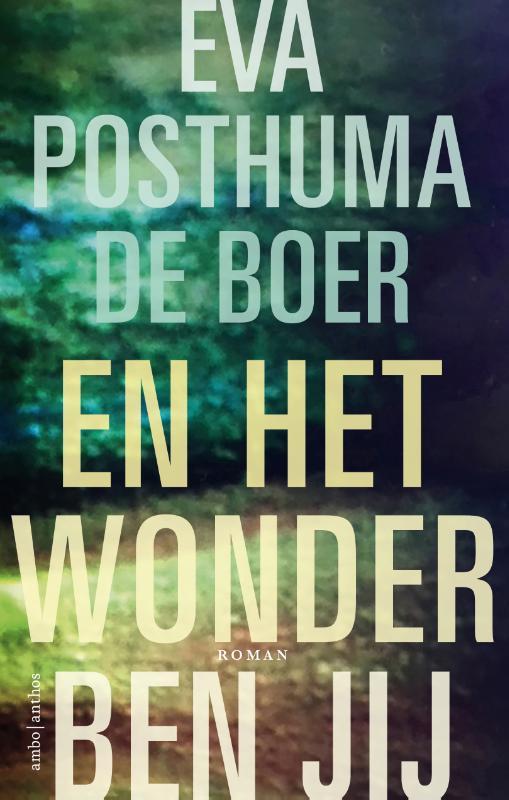 Cover En het wonder ben jij