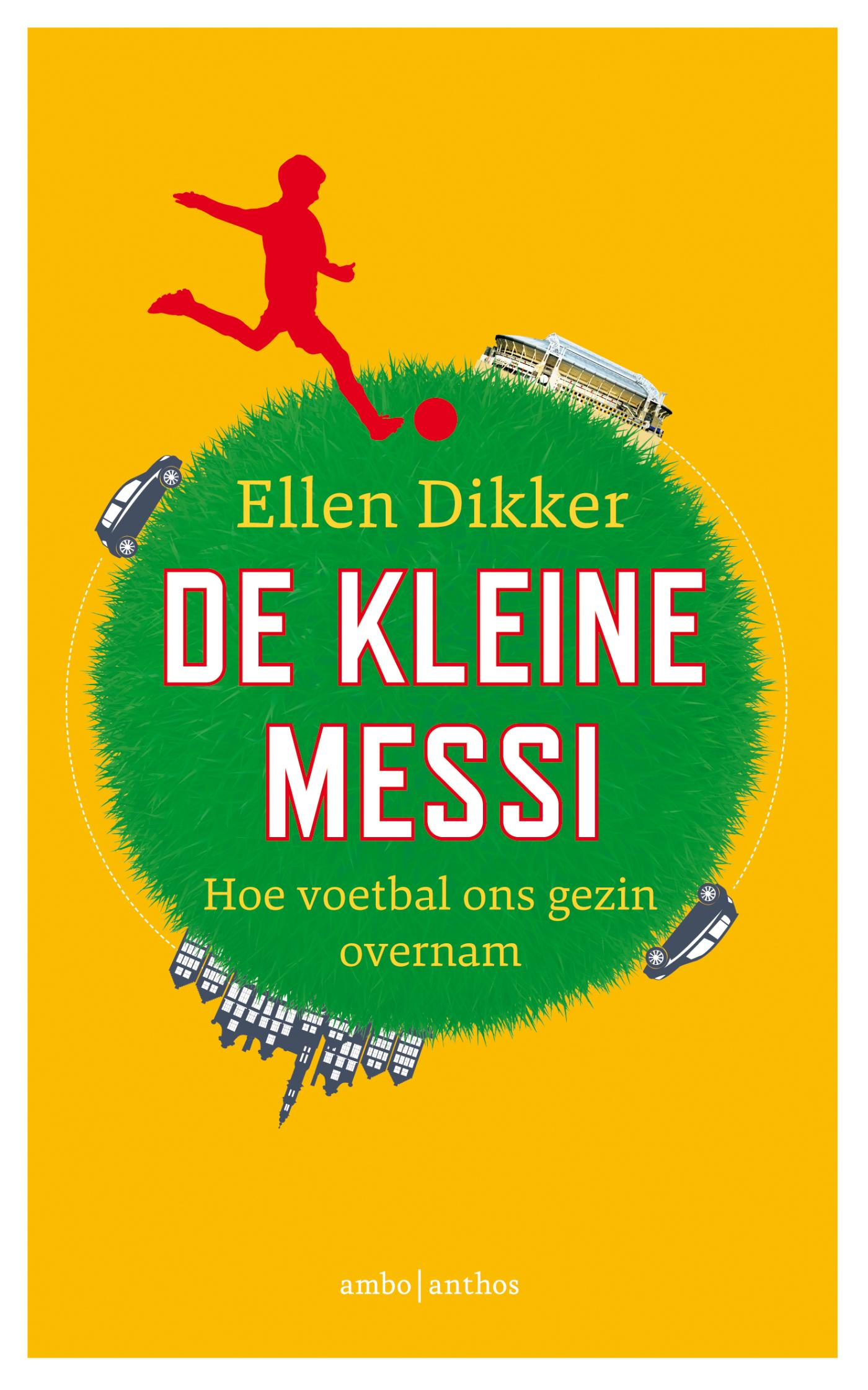 Cover De kleine Messi