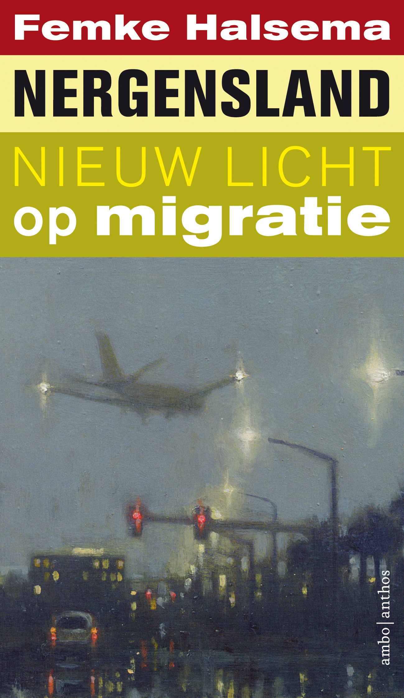 Cover Nergensland