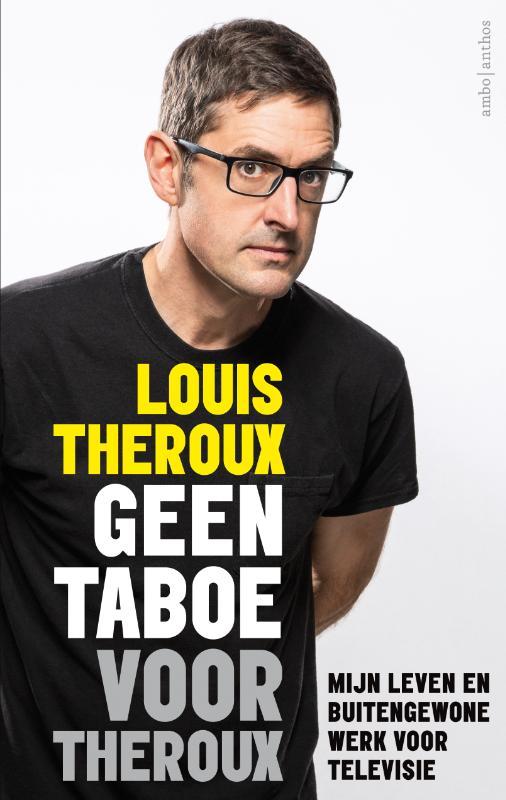 Cover Geen taboe voor Theroux