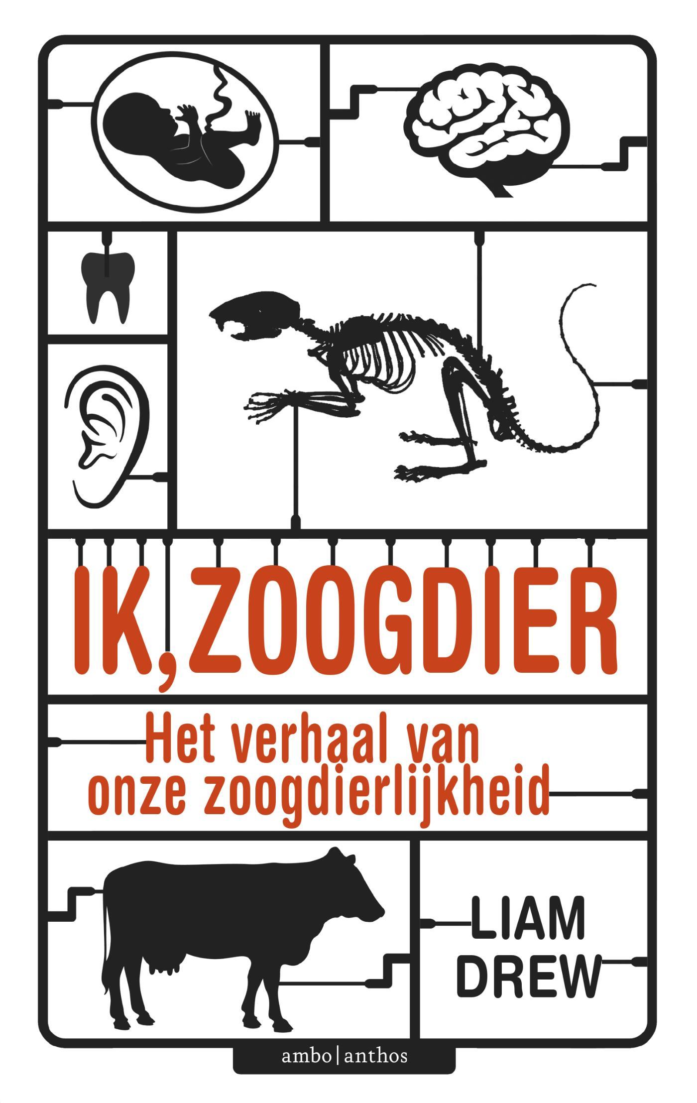 Cover Ik, zoogdier