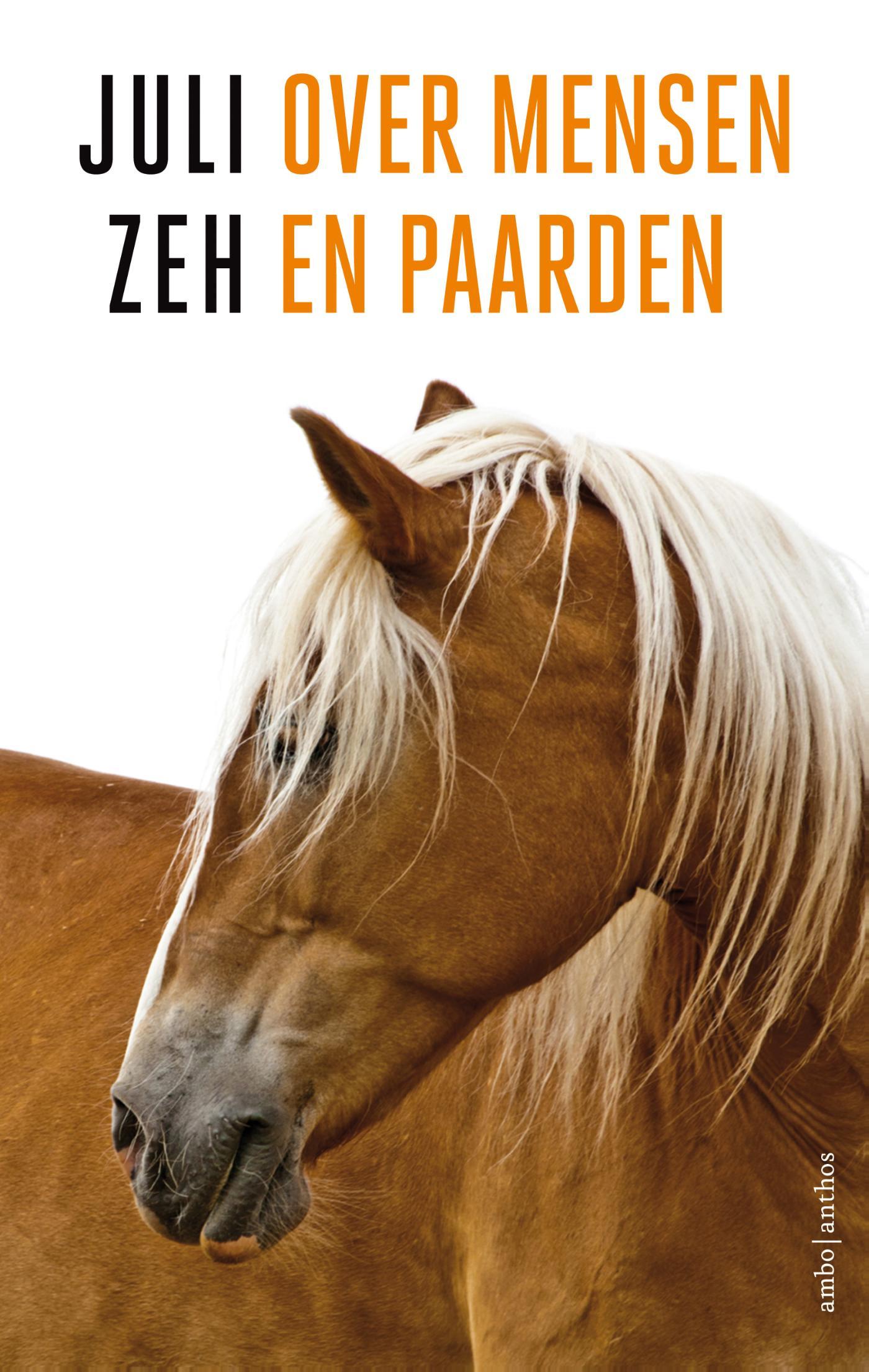 Cover Over mensen en paarden