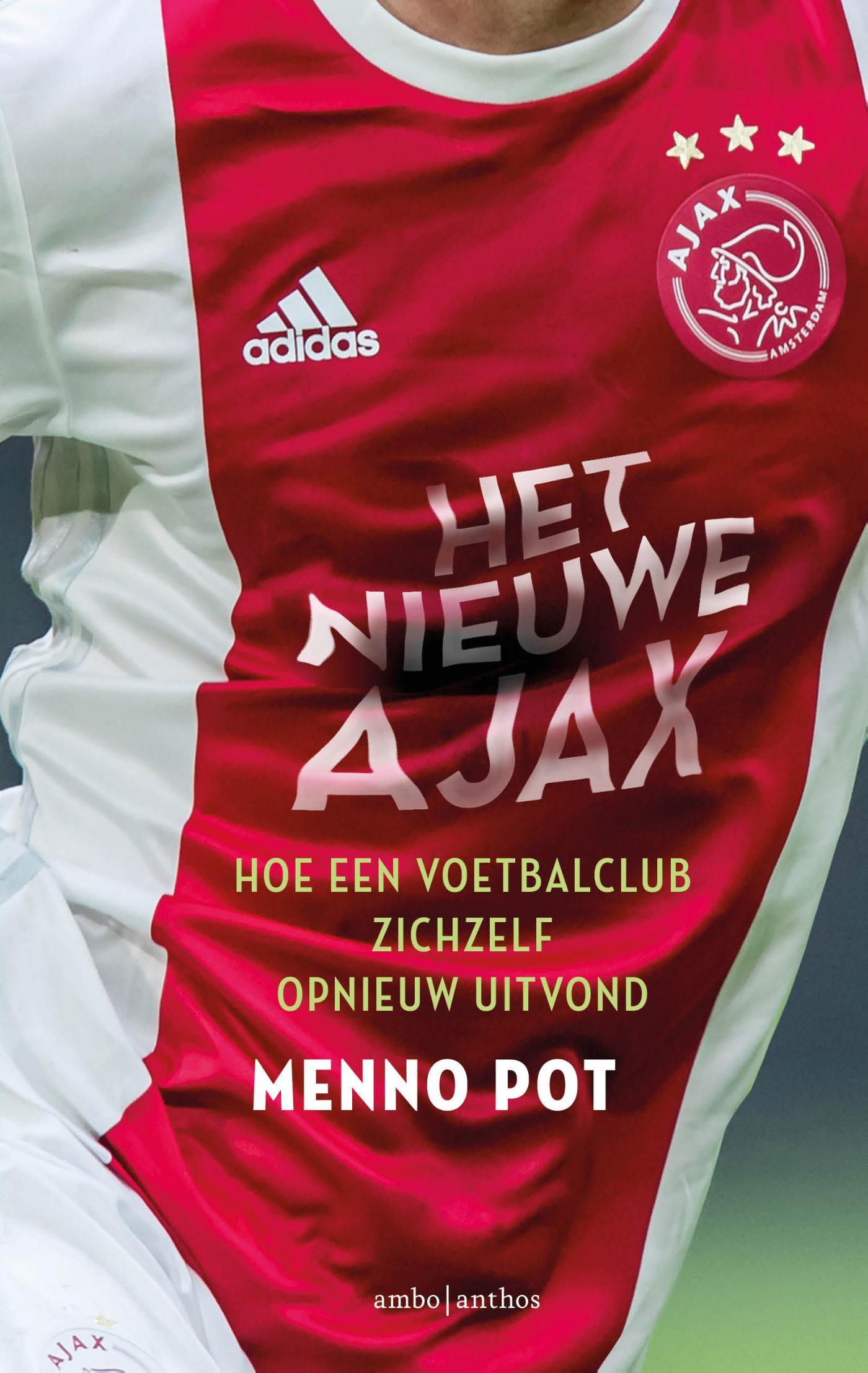 Cover Het nieuwe Ajax