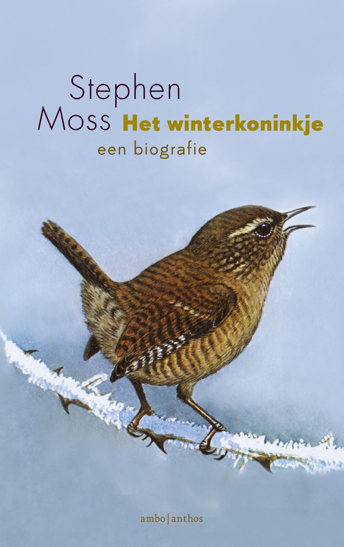 Cover Het winterkoninkje