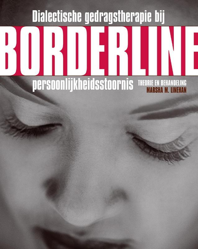 Cover Dialectische gedragstherapie bij Borderline persoonlijkheidsstoornis