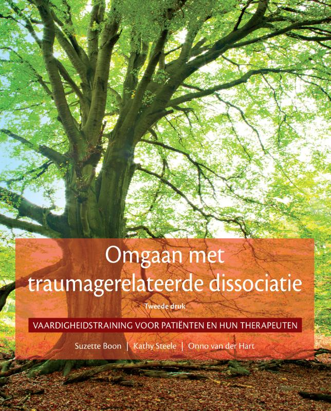 Cover Omgaan met traumagerelateerde dissociatie