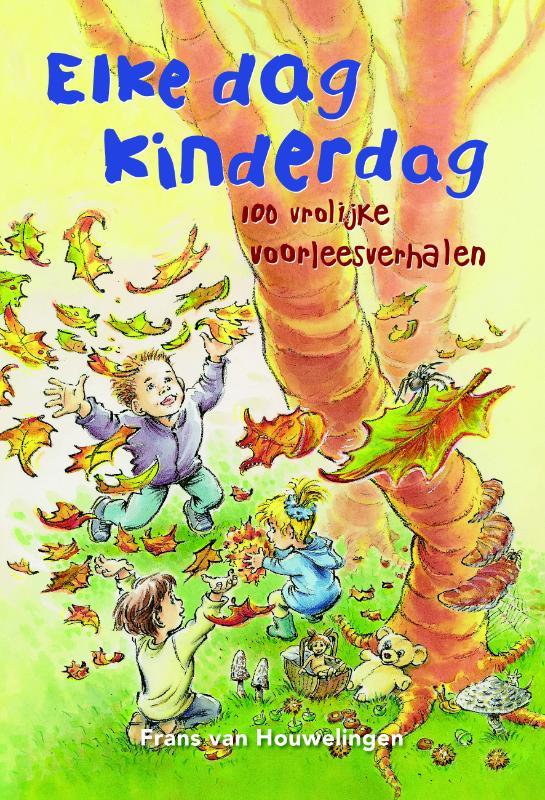 Cover Elke dag kinderdag