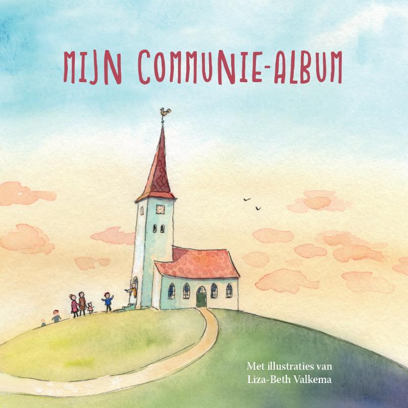 Cover Mijn communie-album